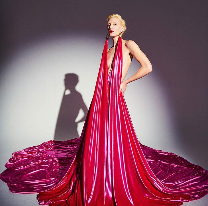 Schiaperelli - The Earring Dress