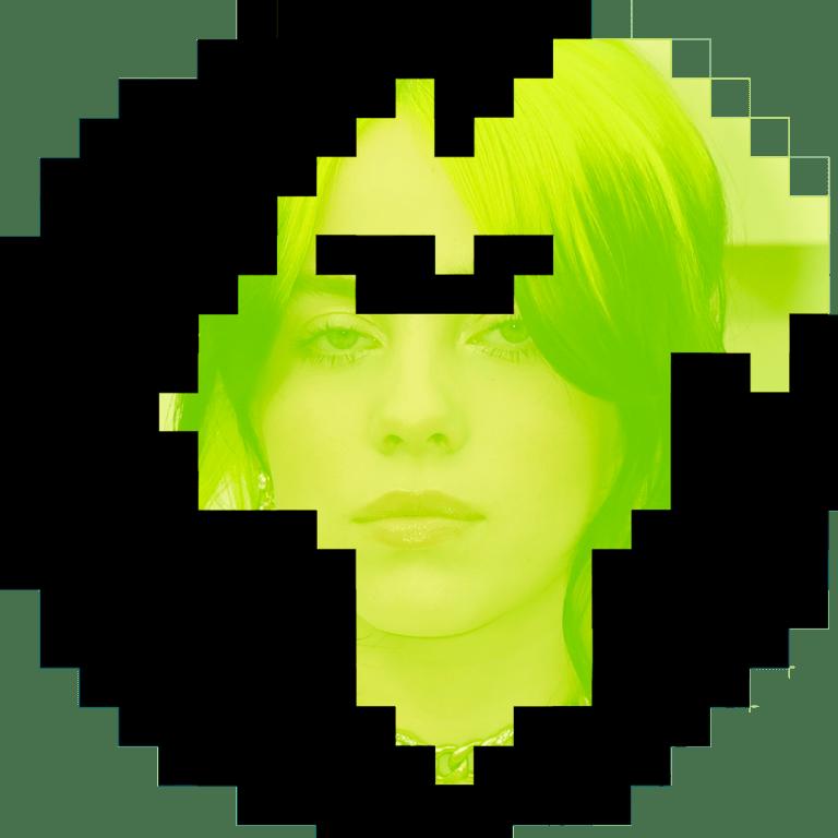 Billie Eilish - The Worlds A Little Blurry