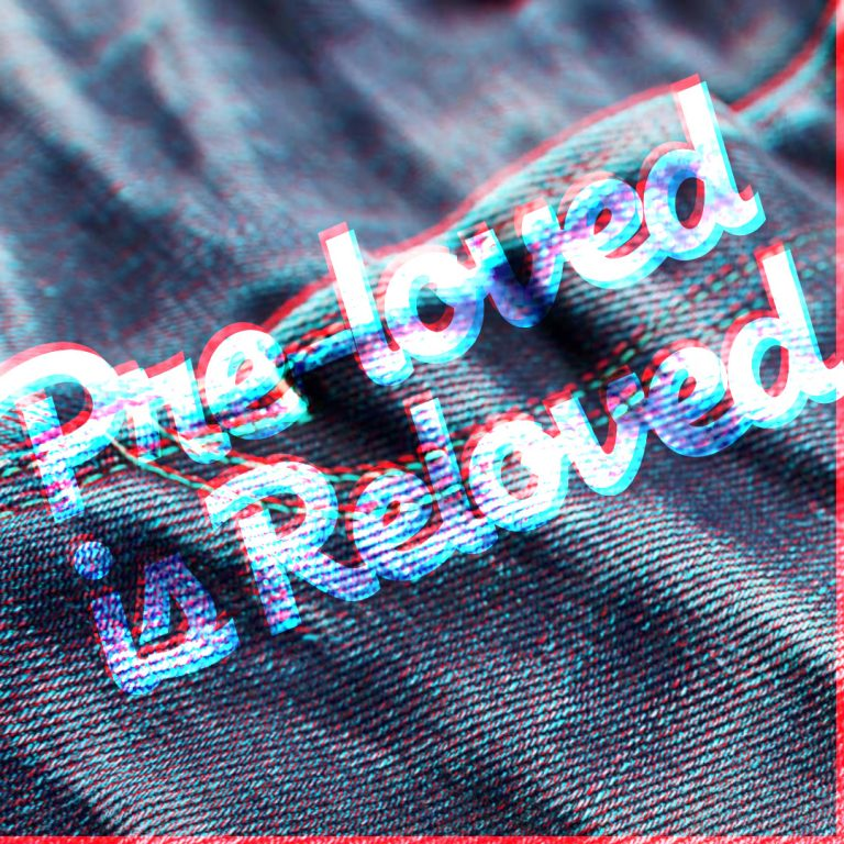 Pre-Loved is Re-loved - Selling and Buying online